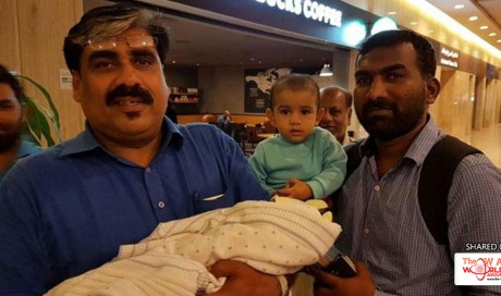 Indian expat in Saudi goes home for good with dead wife and newborn baby