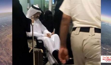 Qatari Sheikh Abdullah hospitalised in Kuwait