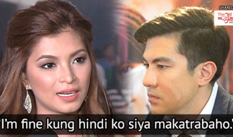 Angel Locsin refuses to comment on former boyfriend Luis Manzano backing out as host of 'Pilipinas Got Talent'