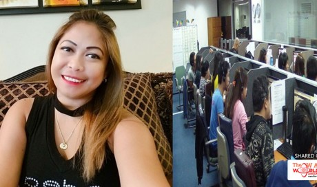 Filipina Woman Living In America Insulted Call Center Agents From PH