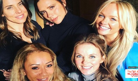 The Spice Girls are 'set to embark on world tour kicking off this summer but WON'T be recording new music'... and Victoria Beckham is 'fully on board'