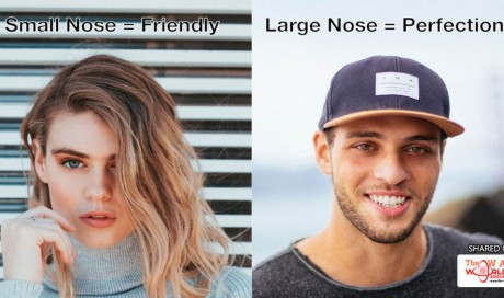 Your Nose Shape Reveals a Ton About Your Personality!