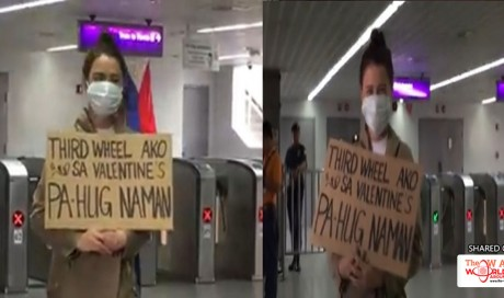 Yassi Pressman Disguised & Ask For Free Hug Until Something Unexpected Happened
