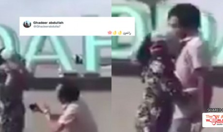 Arrest the expat couple who danced and hugged at Jeddah Waterfront – Prince Khaled