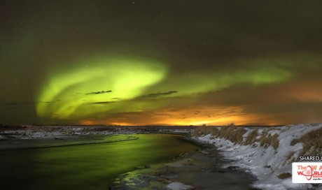 The Northern Lights Will Be Visible In British Skies Tonight