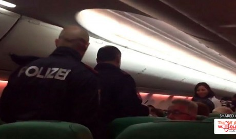 Plane Gets Diverted after Passengers had Fist Fight Because One Wouldn't Stop Farting Loudly