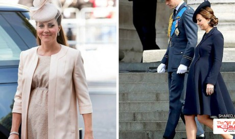 10 Times Kate Middleton's Pregnancy Style Was Super Unflattering