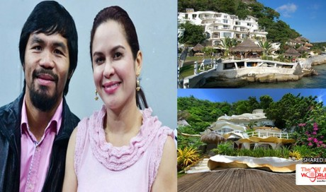 Take A Sneak Peek At Manny Pacquiao's Lavish Resort in Boracay