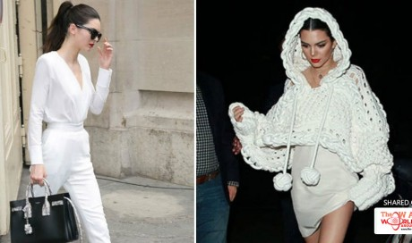 10 Looks Only Kendall Jenner Could Pull Off (On The Runway Or In The Streets)