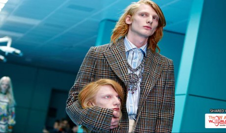 Gucci Shuns Glamour for Philosophy and Severed Heads