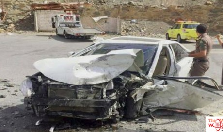 Dead Saudi woman forgotten in car for five hours