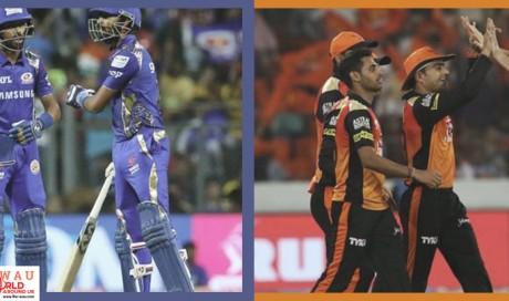 Who will win the Sunrisers Hyderabad vs Mumbai Indians IPL 2018 game?