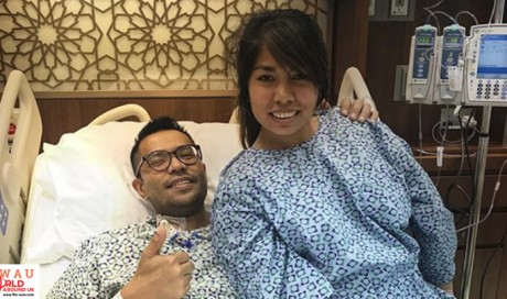 24-year-old Filipino expat donates kidney to save uncle's life