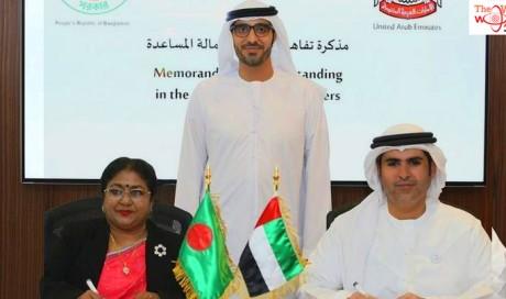 UAE signs agreement for hiring Bangladeshis