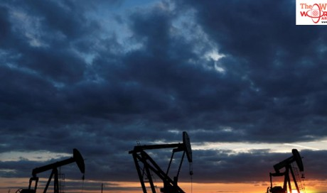 Oil little changed as Brent hits $75 a barrel, its highest since November 2014