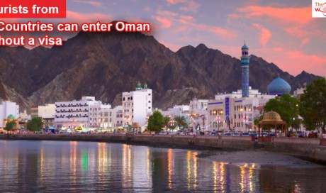 Visa agreement allows tourists from 33 countries to enter Oman for free
