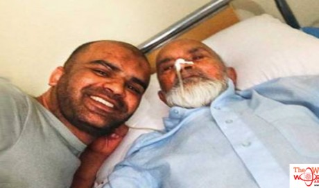 Police help man visit his ill father in Pakistan despite illegal status and cheque case