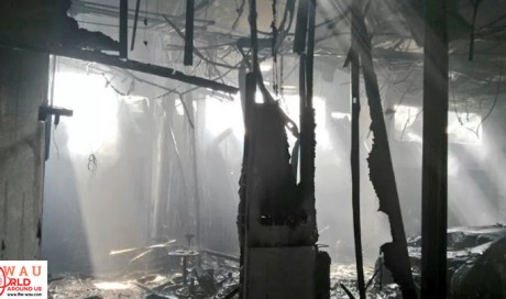 Two Pakistani children died in mosque fire in Oman
