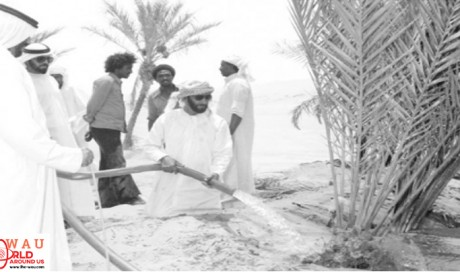 Sheikh Zayed one of the 'greatest heroes' of 20th century, says Indian environmentalist