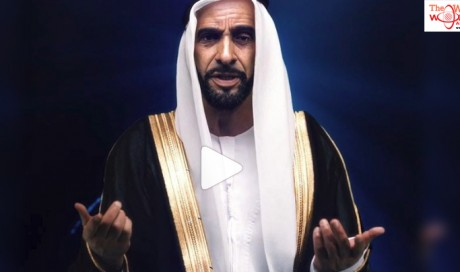 Video: Sheikh Zayed's stunning hologram gives 'life' to his inspirational words