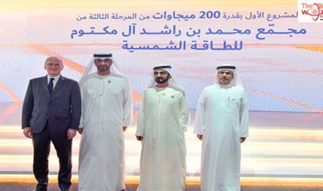 Dubai Adds 200MWSolar Energy, Increasing Clean Energy Share To 4% of Installed Capacity
