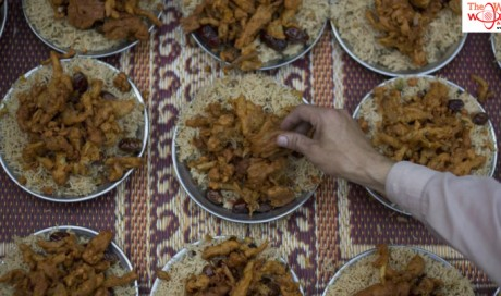 32,000 workers to get free Suhour meals during Ramadan