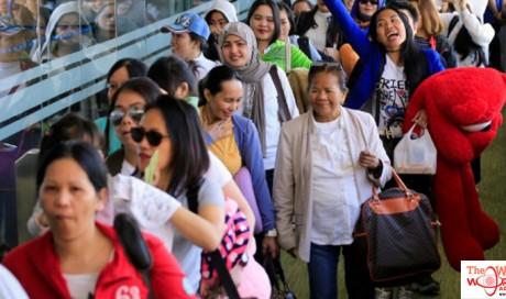 Philippine labour visit to Kuwait cancelled