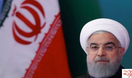 Rouhani says Iran may remain part of nuclear accord
