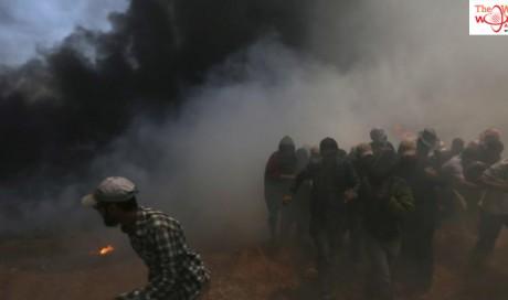 Israeli joy, Palestinian fury over U.S. embassy launch in Jerusalem