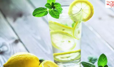 5 Benefits of Starting Your Day With Lemon Water