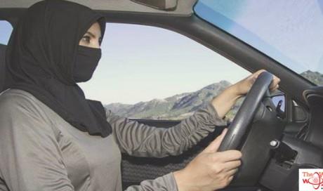 Saudi women troll men with 'You won't drive' hashtag