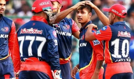 IPL: Delhi Daredevils eliminate Mumbai Indians