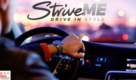 DMS Appointed as Exclusive Advertising Sales Representatives for Strive Middle East,