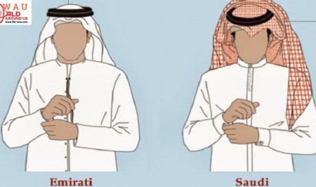 6 GCC Countries – 6 different types of Thobes