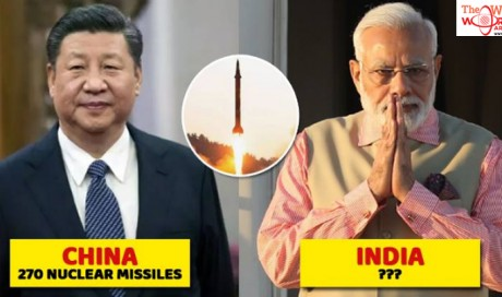 Only 9 Countries In The World Have Nuclear Missiles & India Is One Of Them