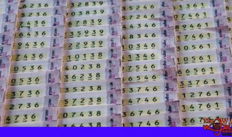 Man finds Dh3.67 million jackpot ticket, returns it to owner