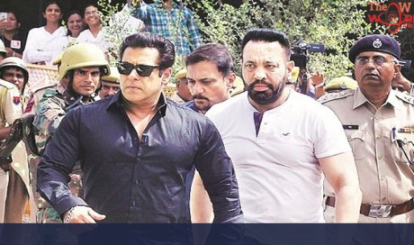 Gangster who wanted to kill actor Salman Khan arrested