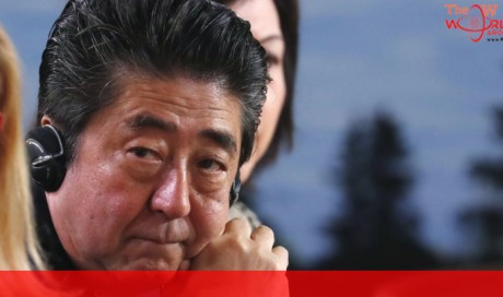 After G7, Japan's Abe says no country benefits from protectionism