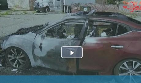 2 Samsung smartphones burn a car in the US: Report