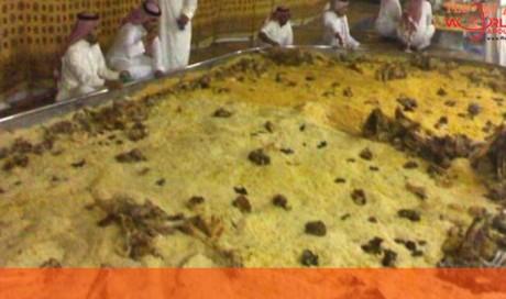 Saudi Arabia top food-wasting country