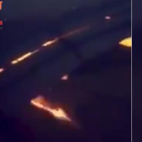 Saudi World Cup team plane lands safely after engine fire