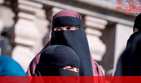 The Netherlands just passed a law banning face veils in public buildings