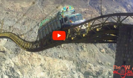 Top 20 Incredible Bridges You Have To See To Believe
