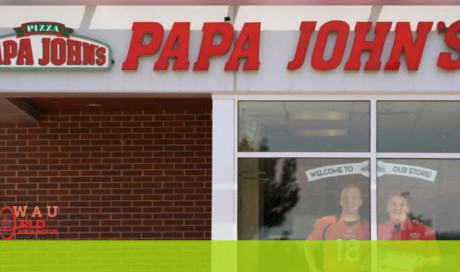 Papa John's drops after report alleges chairman used racial slur
