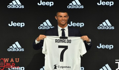 Ronaldo targets Champions League glory at new club Juventus
