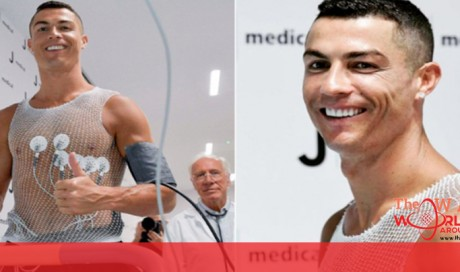 Cristiano Ronaldo Still Has The Physical State of A 20-Year-Old