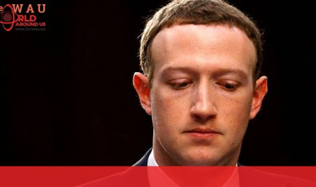 Zuckerberg loses more than US$15 billion in record Facebook fall