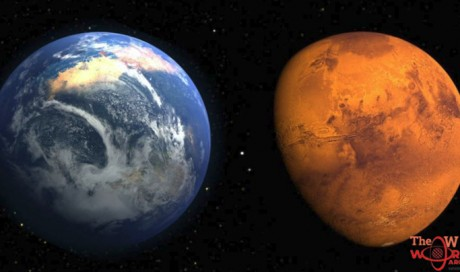 Mars Will Make its Closest Approach to Earth in 15 Years Today