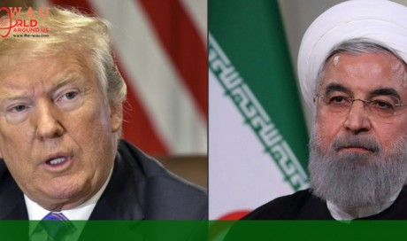 Trump says ready to meet with Iran's Rouhani as sanctions to come