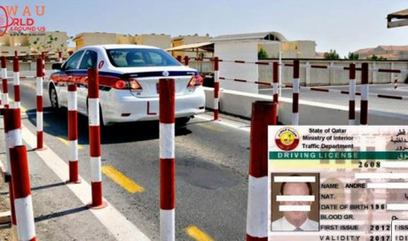 Qatar temporary Driving Licence – How to apply for a temporary licence Driving